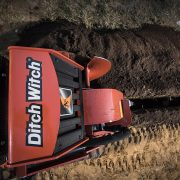 C24X zanjadora Ditch Witch