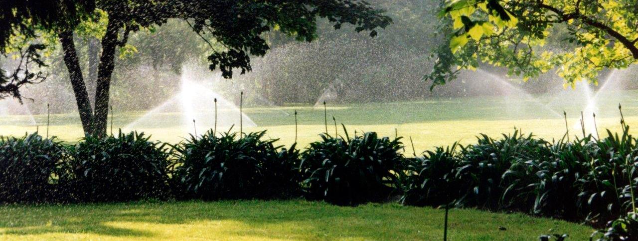 proyectos riego parques y jardines
