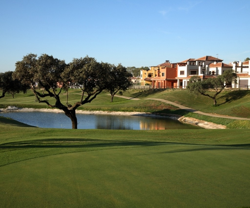 sistemas riego campos de golf